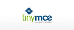 tiny mce logo